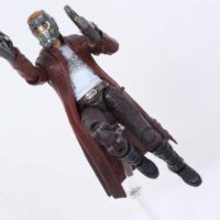 Marvel Legends Star Lord Mantis BAF Guardians of the Galaxy Vol 2 Movie Wave Action Figure Review