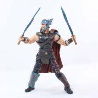 Marvel Legends Thor Ragnarok Movie Gladiator Hulk BAF Wave Action Figure Hasbro Toy Review