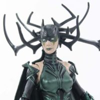 Marvel Legends Hela Thor Ragnarok Gladiator Hulk BAF Wave Action Figure Hasbro Toy Review