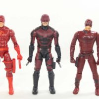 Marvel Legends Netflix Daredevil Man-Thing BAF Wave Hasbro Action Figure Toy Review
