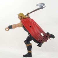 Marvel Legends Young Thor Rangarock Gladiator Hulk BAF Wave Movie Hasbro Action Figure Toy Review