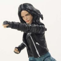 Marvel Legends Netflix Jessica Jones Man-Thing BAF Wave Hasbro Action Figure Toy Review