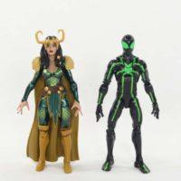 Marvel Legends Lady Loki A-Force Box Set TRU Exclusive Hasbro Comic Action Figure Toy Review