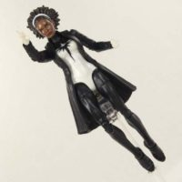 Marvel Legends Monica Rambeau Captain Marvel A-Force TRU Exclusive Action Figure Toy Review