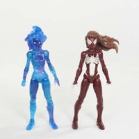 Marvel Legends Singularity A-Force TRU Exclusive Box Set Hasbro Comic Action Figure Toy Review