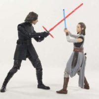 Star Wars Kylo Ren The Last Jedi Episode VIII Movie Black Series Hasbro Action Figure Toy Review