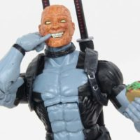 Marvel Legends Deadpool Uncanny X-Force Hascon 2017 Exclusive Hasbro Action Figure Toy Review