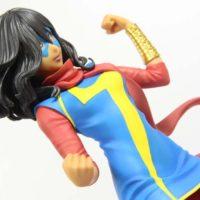 Bishoujo Ms Marvel Kamala Khan Kotobukiya Marvel Comics Statue Review
