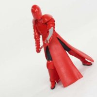 Star Wars The Last Jedi Elite Praetorian Guard Black Series 6 Inch Hasbro Movie Action Figure Review