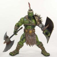 Marvel Select Planet Hulk Disney Store Exclusive Diamond Select Toys Comic Action Figure Toy Review