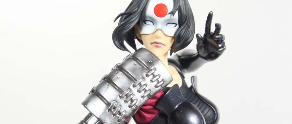 Bishoujo Katana DC Comics Kotobukiya Statue Review