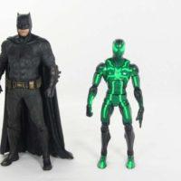 Justice League Batman Kotobukiya ArtFX+ DC Comics Movie Statue Review