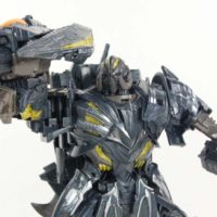 Transformers Leader Megatron The Last Knight Movie Hasbro Action Figure Toy Review