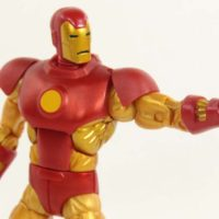 Marvel Legends Captain America & Iron Man Vintage Collection Super Heroes Hasbro Figure Toy Review