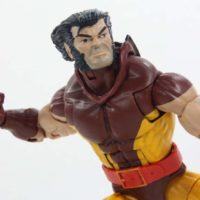 Marvel Legends Wolverine & Punisher Vintage Collection Wave Super Heroes Action Figure Toy Review