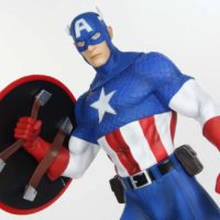 Classic Captain America 1:6 Scale Kotobukiya ARTFX Marvel Statue Review