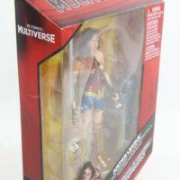 DC Multiverse Justice League Superman & Wonder Woman Steppenwolf Wave Figure Review