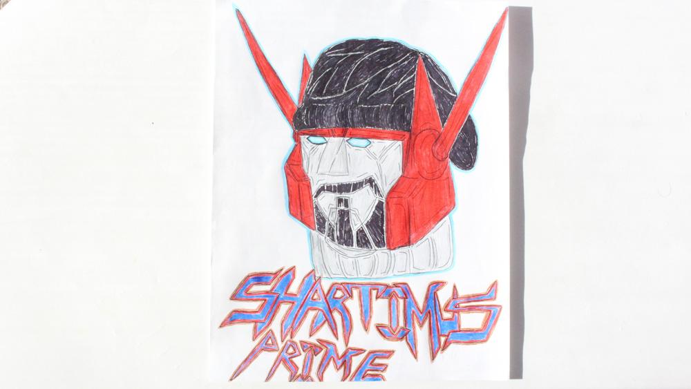 Shart Art (May, 2015)