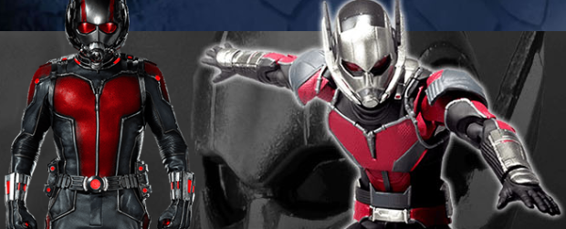 SH Figuarts Ant-Man with NEW Costume