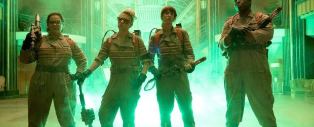 GHOSTBUSTERS (2016) REBOOT Official Trailer