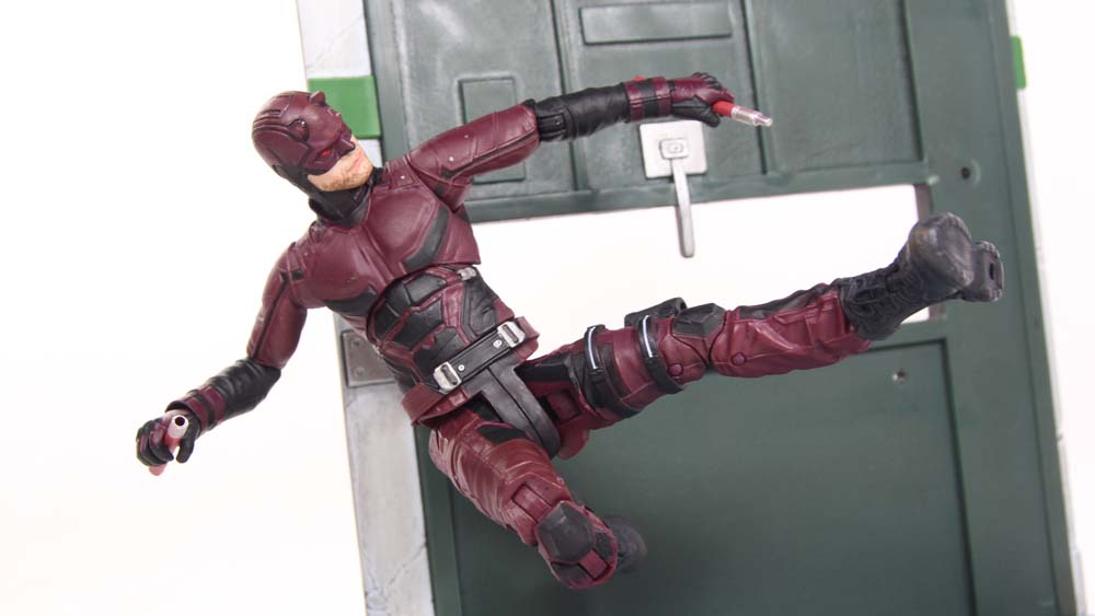 Marvel Select Netflix Daredevil Diamond Select Toys Action Figure Toy Review