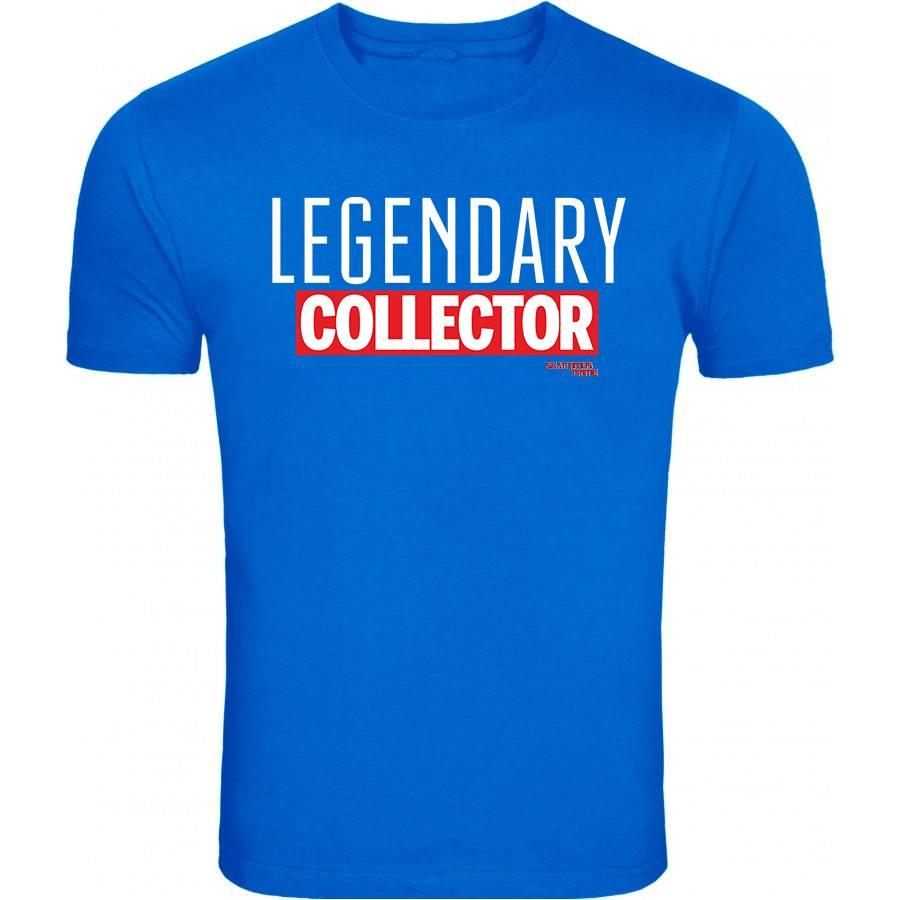 Legendary Collector – Blue T-shirt