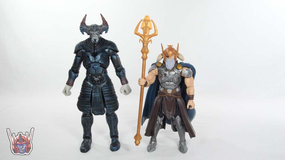 DC Multiverse Steppenwolf Justice League Movie Collect and Connect Mattel DC Comics Figure Review